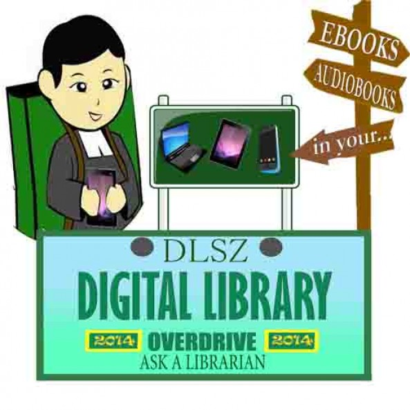 DLSZ Learning Resource Center Launches Overdrive Digital Library