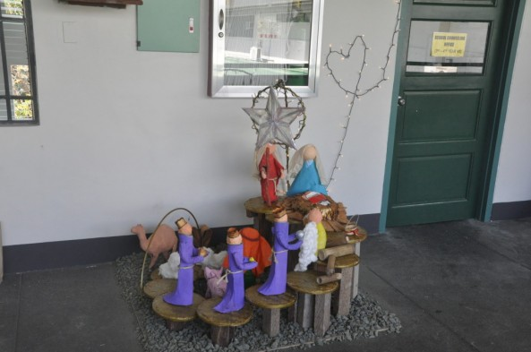 CONGRATULATIONS To Our Seniors Level Students  Wins first  in the Belen-Making Contest