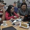 "Learning Resource Center hosted the KAPIHAN SA AKLATAN""How to iTunes U. 3.0 in K-12 classroom"" at LRC Learning Commons"