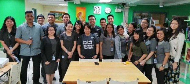 Kapihan sa Aklatan: Get Certified tips and tricks (Google and Microsoft) the session was conducted by Mr. Jholan Torres last August 16, 2018.The project was initiated by our Junior High School Librarian ,Mr. Jay Diola.