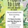 """You are Invited to the Book Launching of """"I Yearn to Live and Not Merely to Exist """"at the CPA Lobby ,January 9, 2019"""