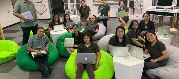 The Library Personnel Enhancement Training on the use of Google Tools was conducted by Ms. Diola  last June 13, 2019