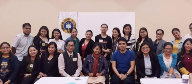 Ms. Villareal, Ms. Villaverde and Dela Rosa attended the seminar entitled: Library Creatives Workshop Series 2019:Reading Empower Bibliotheraphy Services for Librarians and Information Professional last July 19, 2019