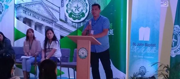 DLSU-Manila 5th Anniversary of the Human Library