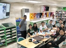 Kumustahan Activity with the JHS Filipino Department last September 23, 2019
