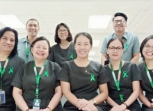 Global Mental Health Day,October 10, 2019,#Team LRC # Zobel So Well