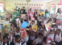 Bookmobile Library was conducted by Ms. Bansig,Ms. Caparas,Ms. Patrocinio and Mr.Diño at Paraiso Elementary School and Carlosa Elementary School, Calatagan,Batangas last November 11, 2019