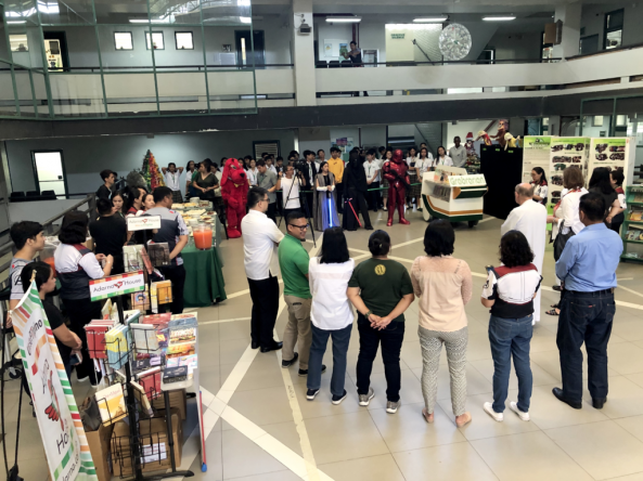 DLSZ Learning Resource Center celebrated  its 85th National Book Week with the Theme: Inclusive,Innovative,Interconnected from November 26 to 29, 2019 with Activities   aimed at promoting the Library Services,Books and the Love for Reading