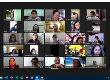 Mr. Diola, Mr. Dino, Mr. Ravalo and Mr. Afurong were invited as Resource Speakers for the Muntinlupa Division School/Teacher Librarians Webinar entitled