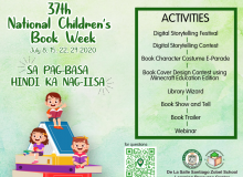 Join us in celebrating the 37th National Children