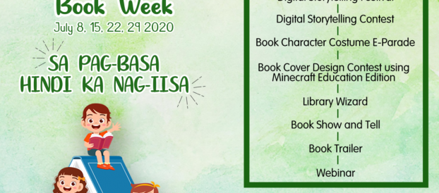 Join us in celebrating the 37th National Children's Book Week!