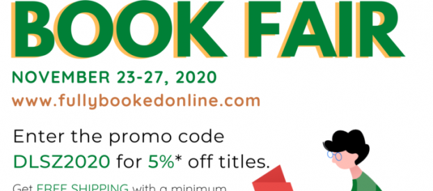 FULLY BOOKED ONLINE BOOK FAIR