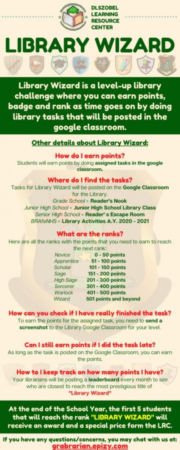 LIBRARY WIZARD